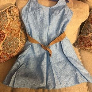 Baby Blue Nine West Dress